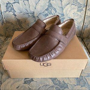 New Men's UGG Moccasin Loafer Slippers